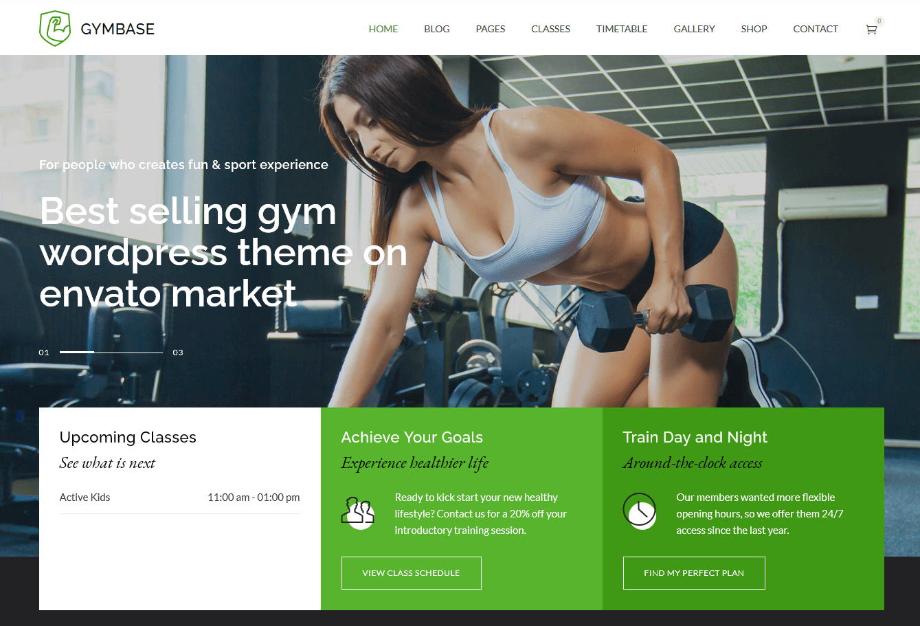 Best Small Business Website Builder WordPress Themes